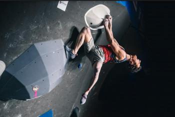 Lezec Adam Ondra ovládl Světový pohár v Meiringenu, kde získal zlato z boulderingu!